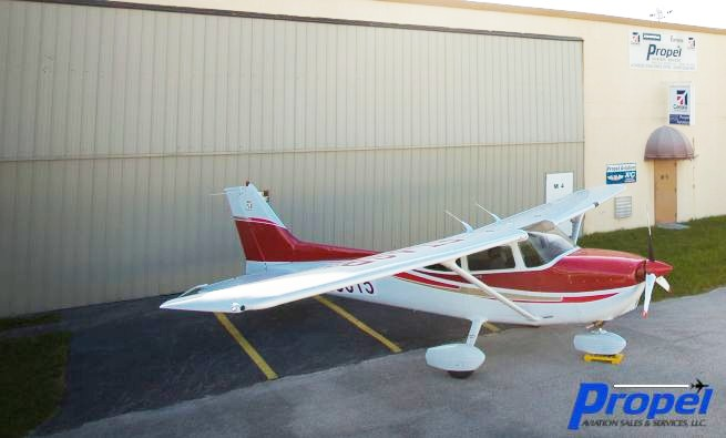 Propel Completes its 60th and 61st Cessna 172 Skyhawk Diesel Retrofits!
