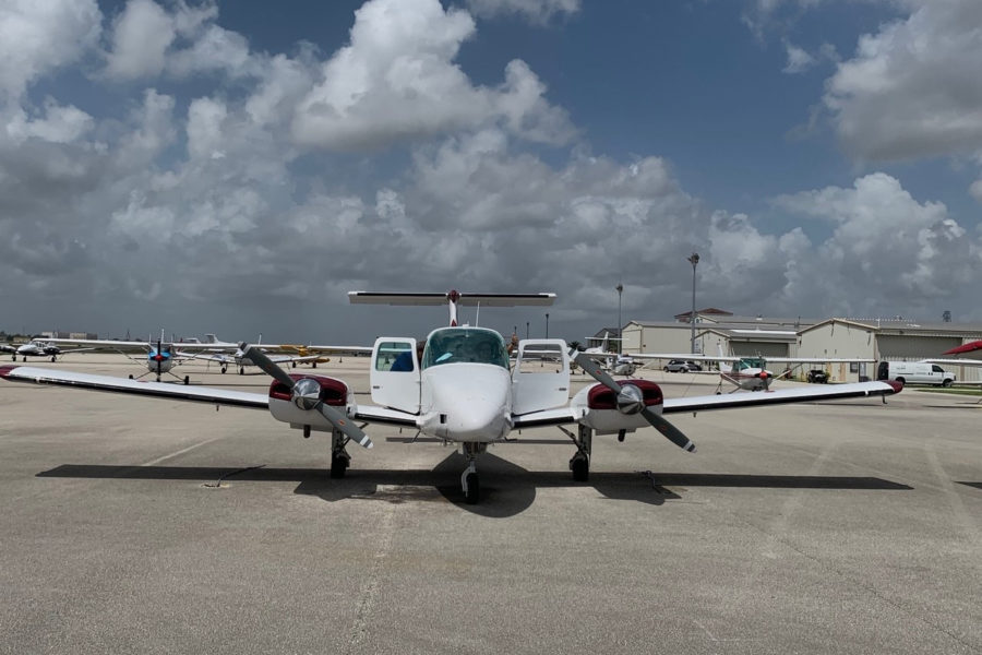 Beechcraft Duchess Sold and Delivered by Propel Aviation Sales & Services